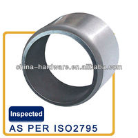 Stainless steel oil sintered bushing,stainless steel powder metallurgy parts