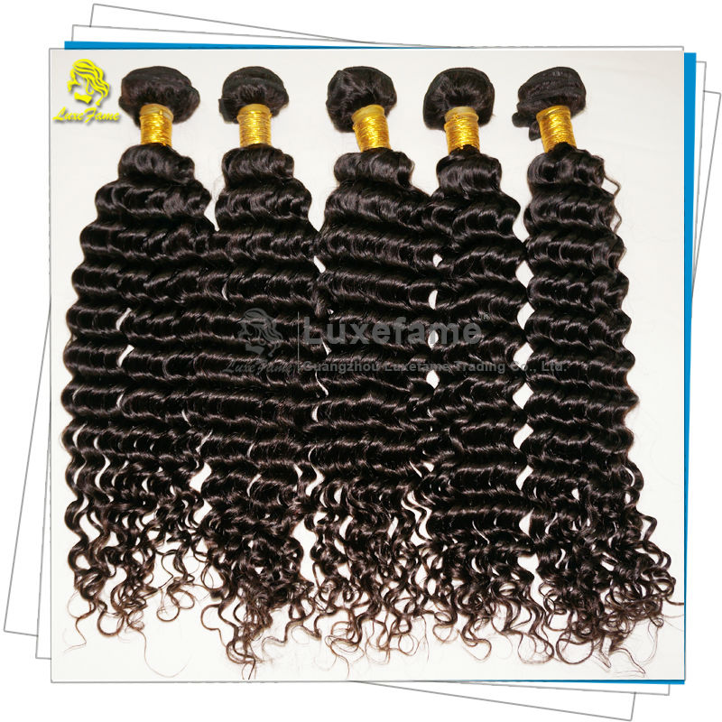 Hot New products for 2014 Nice-look Good quality Bohemian Remy human hair extension