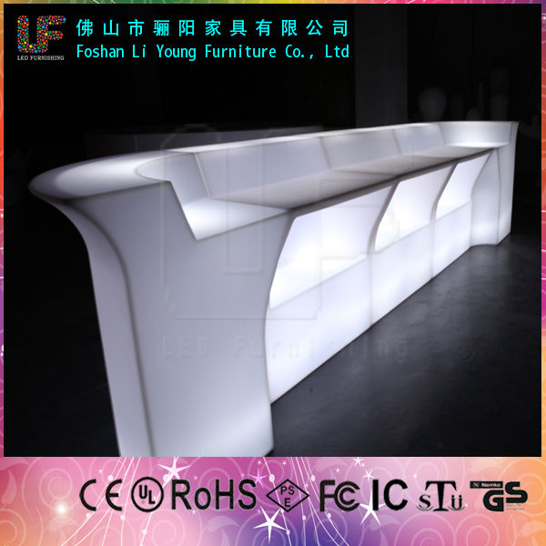 LED Bar Furniture / Bar Counter Design LGL-9082&8282-10