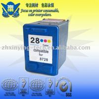 for HP 28 C8728A designjet 9000 recycled ink cartridge