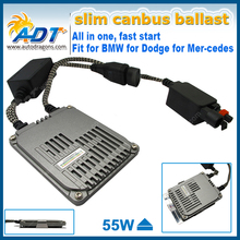 55W ballast 12v Slim HID Xenon Ballast blocks ignition replacment for xenon hid kit H4 H7 H11 HB4 HB3 hid ballast 55w
