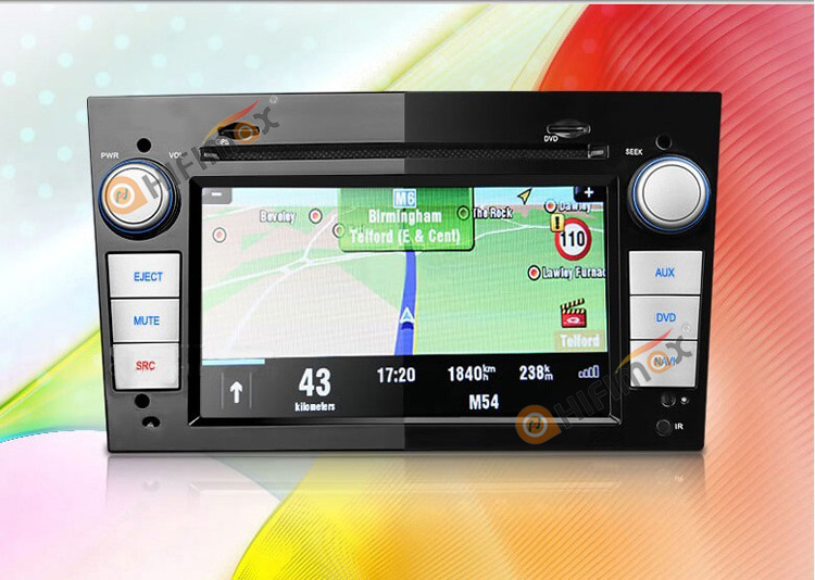 Hifimax Android 7.1 Car DVD For Opel Astra h (2005-2010) Car Radio DVD GPS Navigation System With Quad Core Bluetooth 3G WiFi