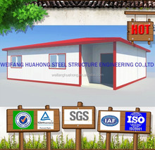Exporting to Africa hotel modular prefabricated buildings