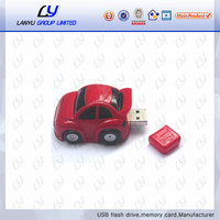 red car mini slim usb stick custom gesign usb memory full capacity high quality usb memory stick 512gb