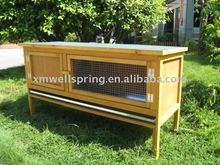pet product rabbit hutch pet run wooden pet house