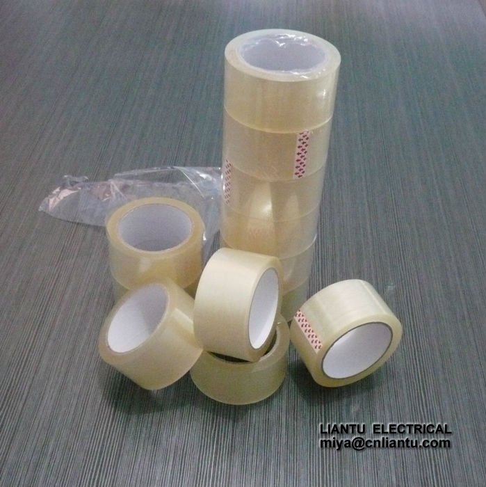 Clear OPP Packaging sounding Tape(Water Based Acrylic)