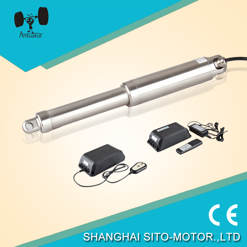 Light weight and compact structure 12v micro electric linear actuator arduino for sex machine