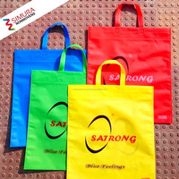 Non Woven Bag with Multiple Color Fabric