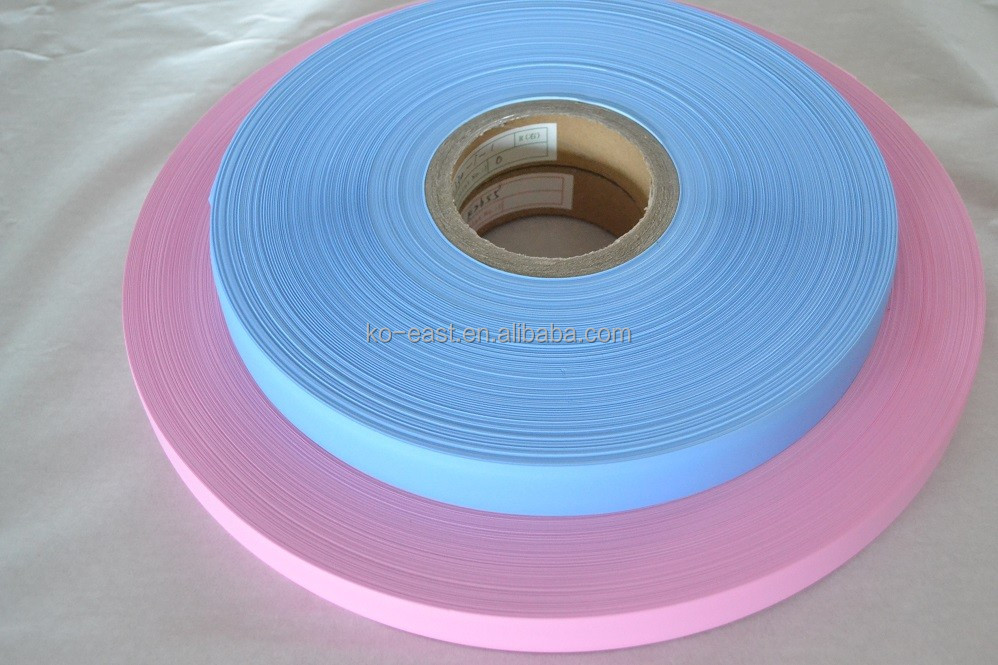 Sanitary napkin tape reseal tape easy open tape