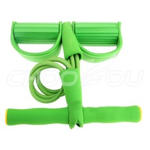 New Hot Sale Latex Resistance Bands Foot Elastic Tubes Pull Rope