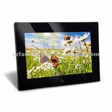 ShenZhen 7 inch fancy digital photo frame