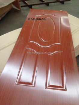 Sapelli Molded door skin