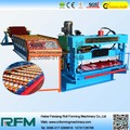 FX-860 roofing tile forming machinery,saftey fence machine,roof metal tool