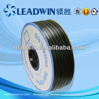popular inlay drip irrigation tape with colorful lines