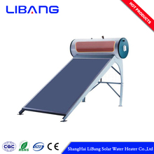concentrator solar water heater 300 l conical pool collector