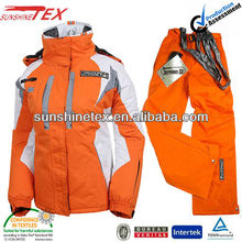 Ladies winter coat ski suit