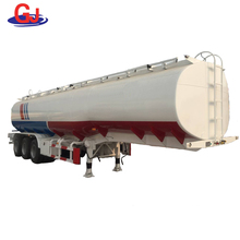 3 axles 36000 liters fuel tanker semi trailer