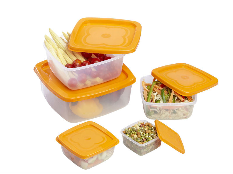 Food Container Sets, kitchen storage sets, plastic containers