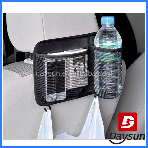 Car Seat Back Organizer Cargo Net Mesh Pocket