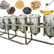 Cold Press Almond Palm Seed Olive Oil Extraction Machine Coconut Mustard Oil Expeller Machine