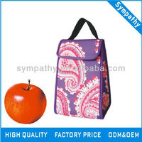 2013 Customized Aluminum Foil Bottle Cooler Bag