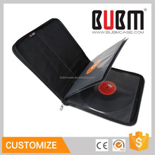 BUBM PU leather roomy record bag practical durable DJ record bags vinyl record storage