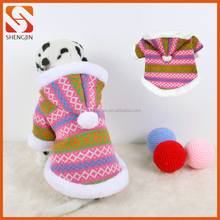 Factory Sale Dog Hoodies Pet Clothes for Dogs Apparel