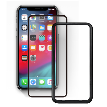 2.5D Full Cover For iphone X Plus Tempered Glass, For iphone X Plus Screen Protector