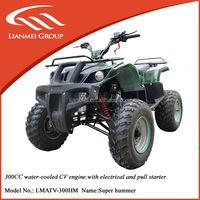 2015 New Products quad 300cc