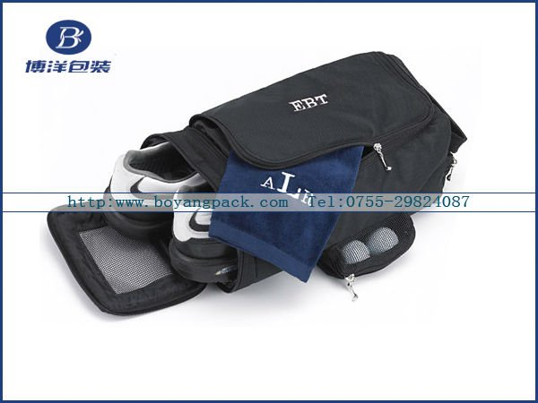 fine trendy ski shoe bag