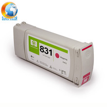 Supercolor New Hot Premium Recycling ink cartridge for HP831 for Latex 310 330 360 compatible ink cartridge