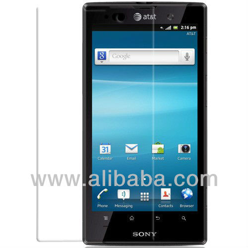 Ultra Clear Screen Protector for SONY XPERIA ION