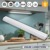 3000k 4000k 5000k 6000k on off switch energy saving cabinet lighting 1ft 2ft 3ft 4ft motion sensor kitchen led cupboard light