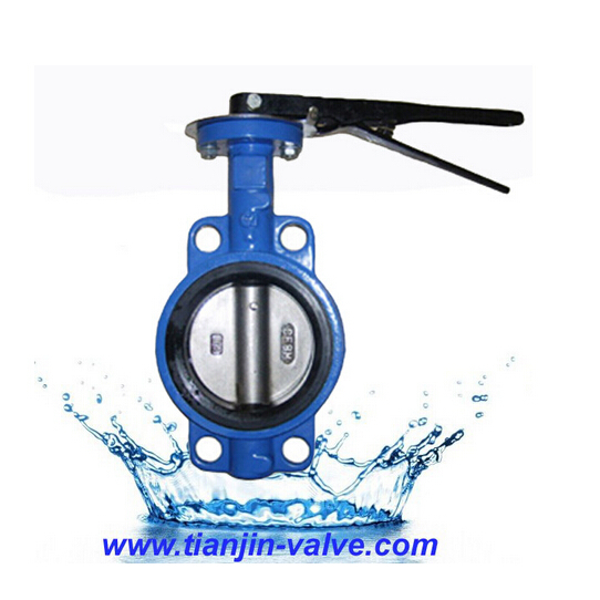 butterfly valve weight