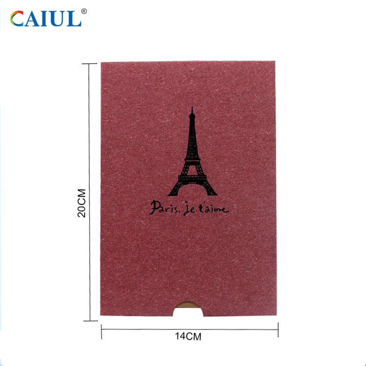 Classic Fashion And Quality Paper Self-Adhesive Sheets Photo Album