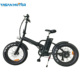 Full Suspension System 48V 1000W Foldable Electrical Bikes for Adults