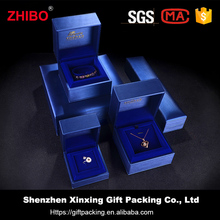 Manufacture new products wooden box for jewelry