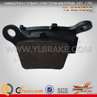 Good Quality Wholesale Brake Pads Chopper Motorcycle Parts