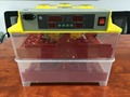New style MINI automatic egg incubator for quail eggs, capacity 288 pcs best price