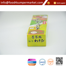 2017 hot sale Sushi Seasoning Horseradish Wasabi