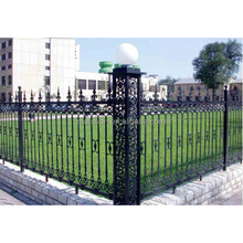 cheap price wrought iron fence parts