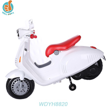WDYH8820 2017 New Kids Classic Strong Three Wheel Electric Car Mini Motorcycle