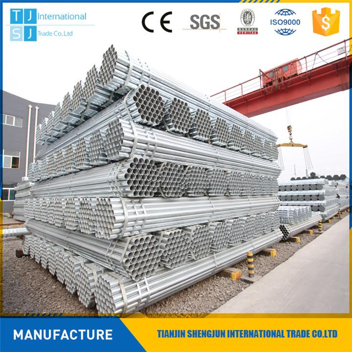 Professional astm a523 galvanized pipe with CE certificate