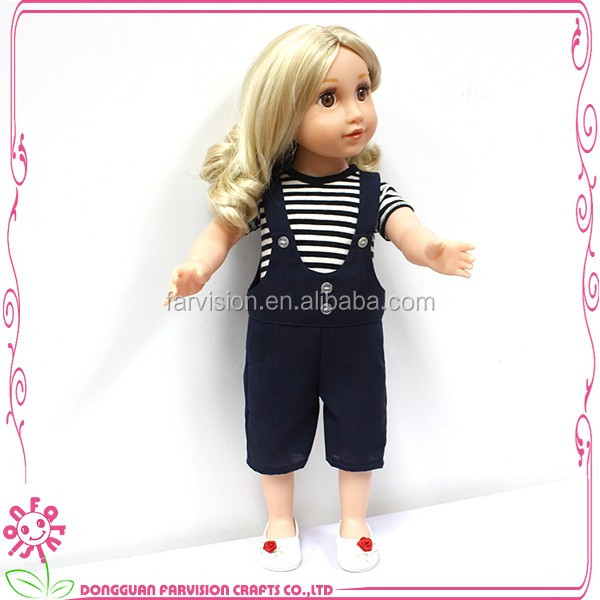 Lovely Kids Cheap Toys Child Fashion Doll For Wholesale