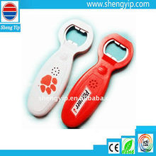bottle opener sound opener for promotional gifts