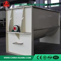 Cost price customized horizontal chicken feed mixing machine