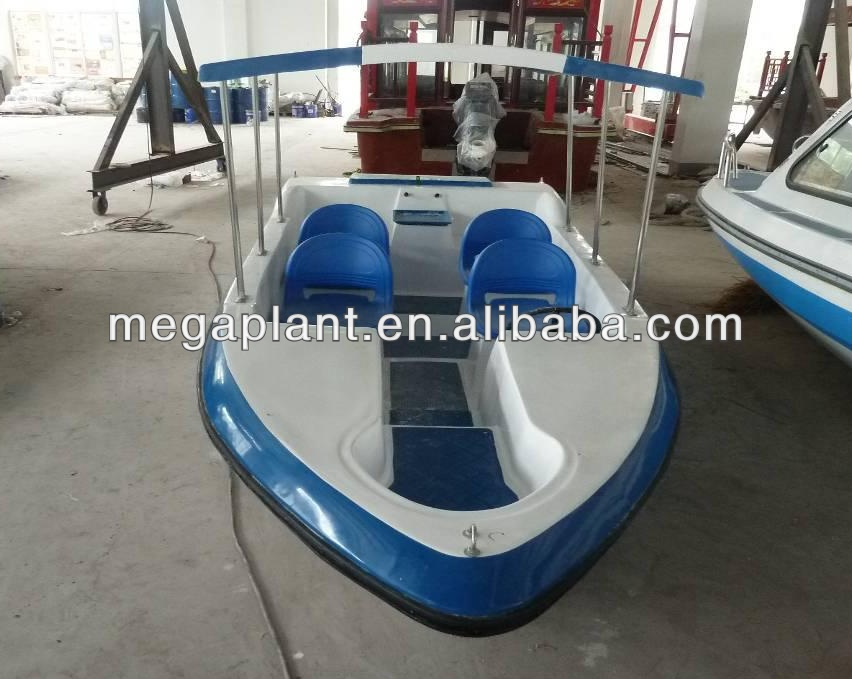 High speed lake electric boat for sale