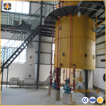 oil making machine and soybean rice bran solvent extraction process with dewaxing technology made in india
