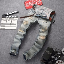 2017 men fashion new style jeans pent made in turkey