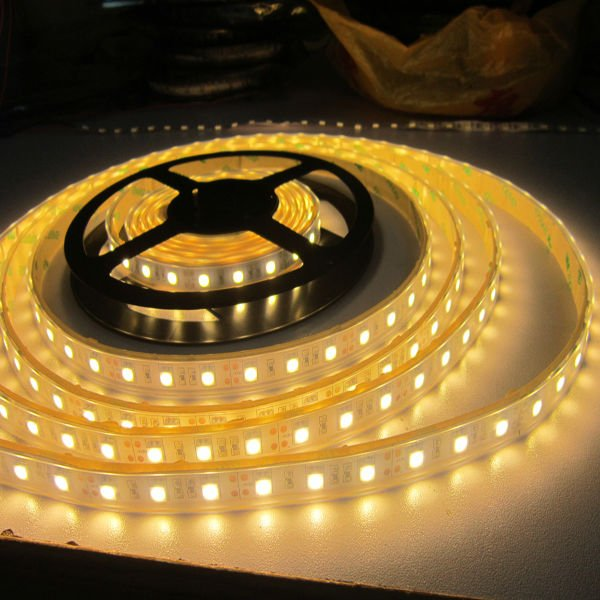 Best Price 60 <strong>Leds</strong> per Meter DC 12V Waterproof SMD 5050 Flexible RGB <strong>Led</strong> Strip Light